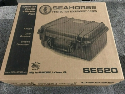 Transport Case (Seahorse SE520)