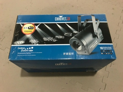 Chauvet Gobo Zoom USB *New In Box*