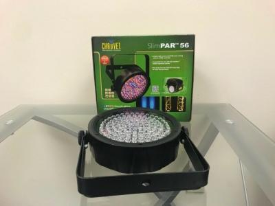 Chauvet SlimPar56 LED Uplights